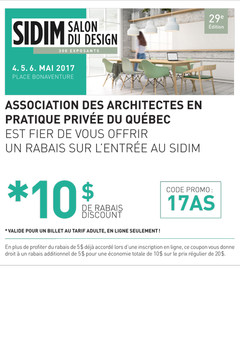 SIDIM  -Salon du design